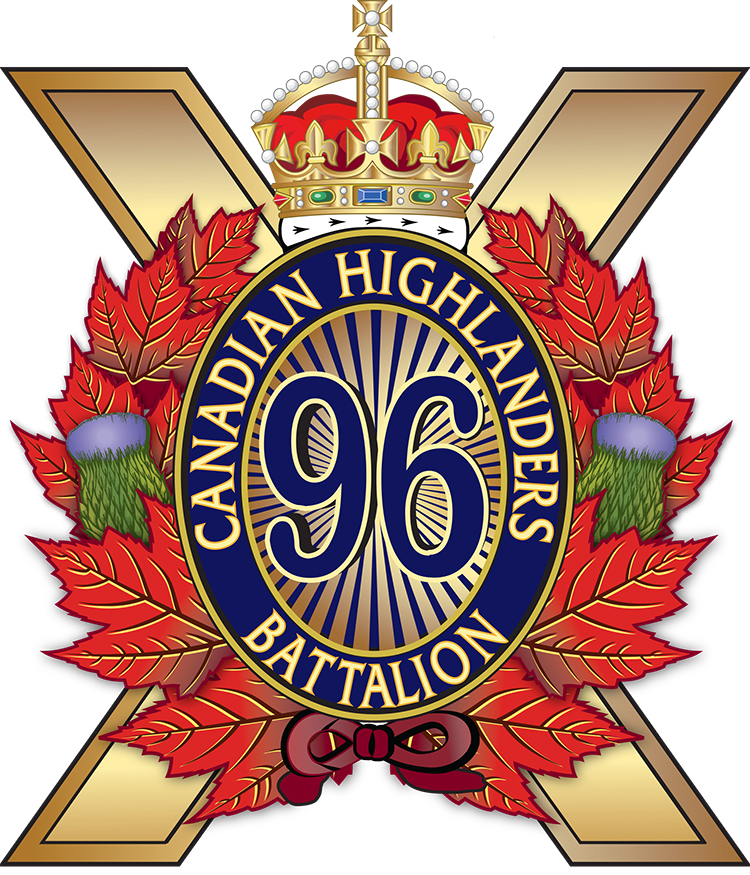 96th-Colour Red-04 Crest